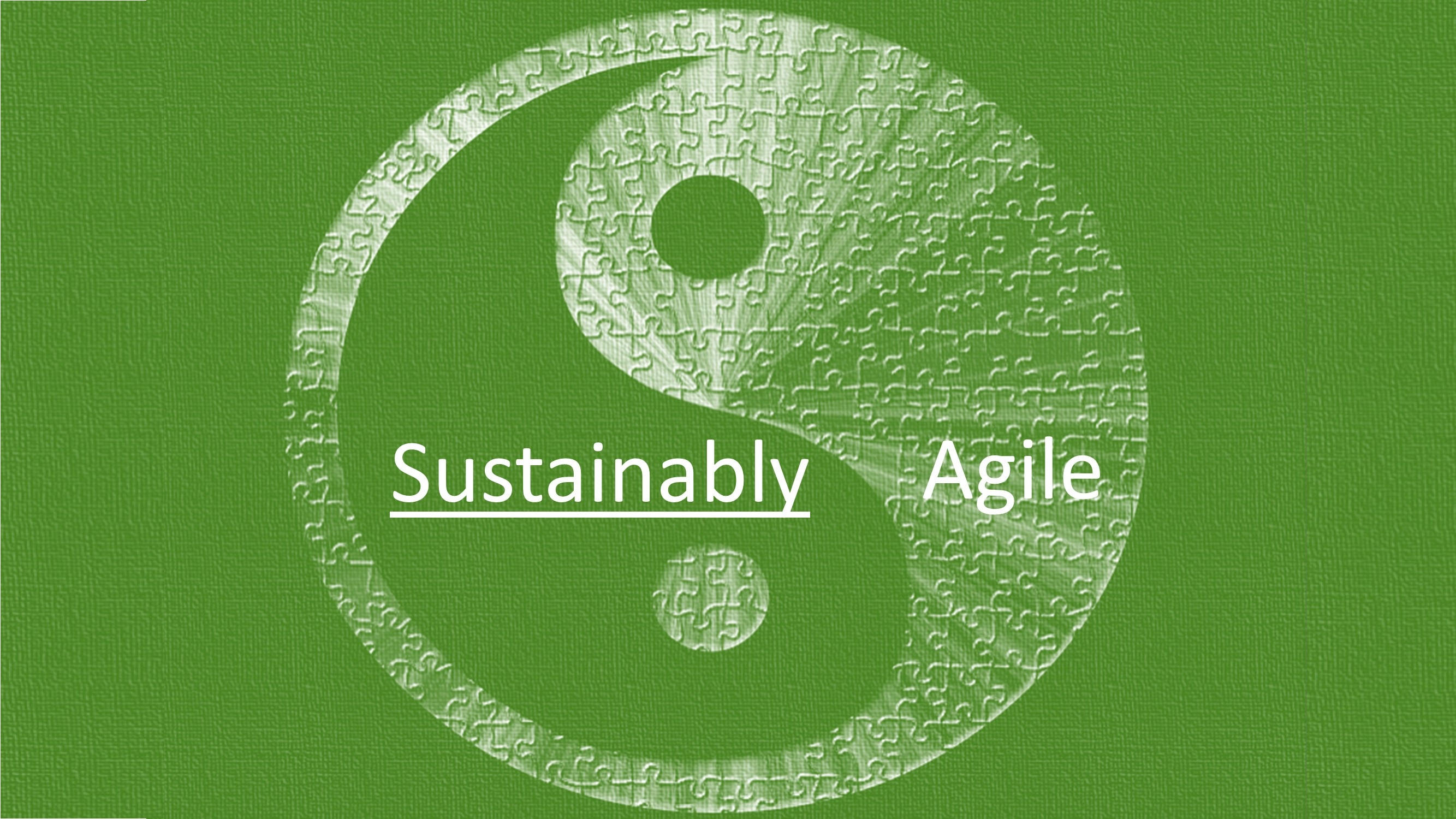 AT#41: How to become a Sustainably Agile Enterprise