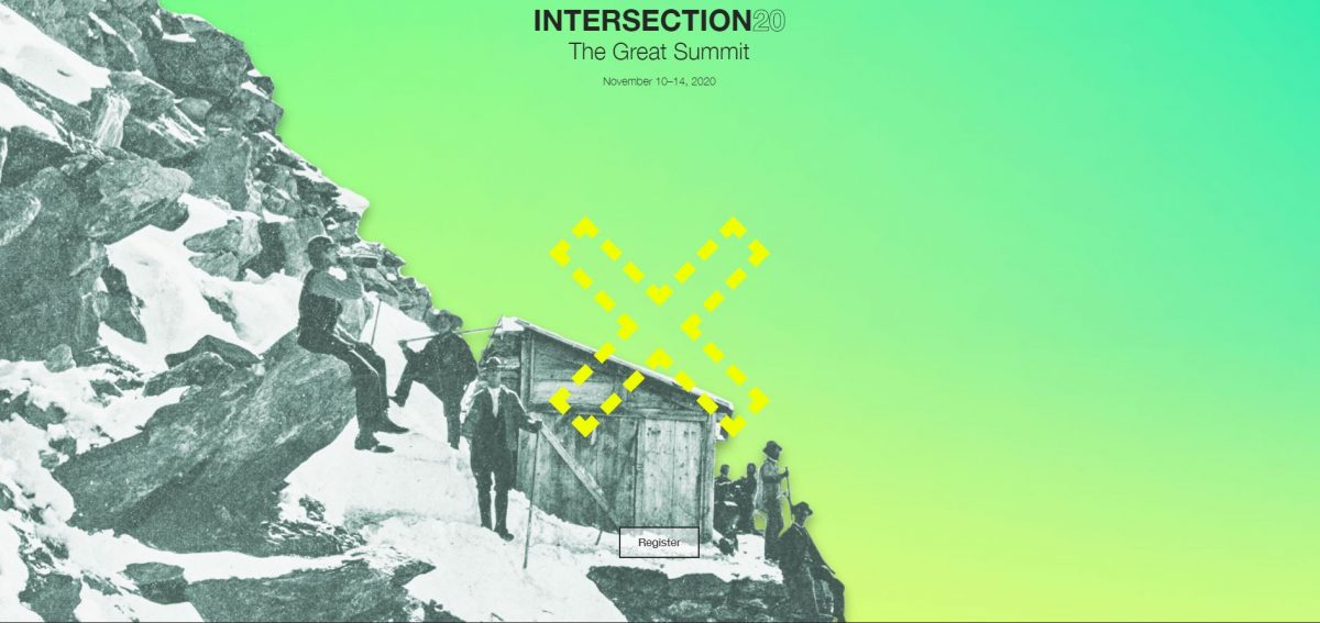 Intersection Conference Next Week – Architectural Thinking Being Part of It